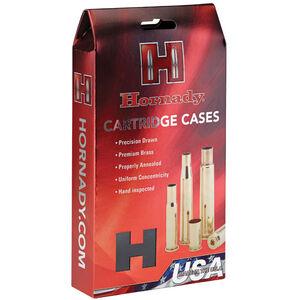 Hornady Unprimed Brass 50 Cases .22 Creedmoor