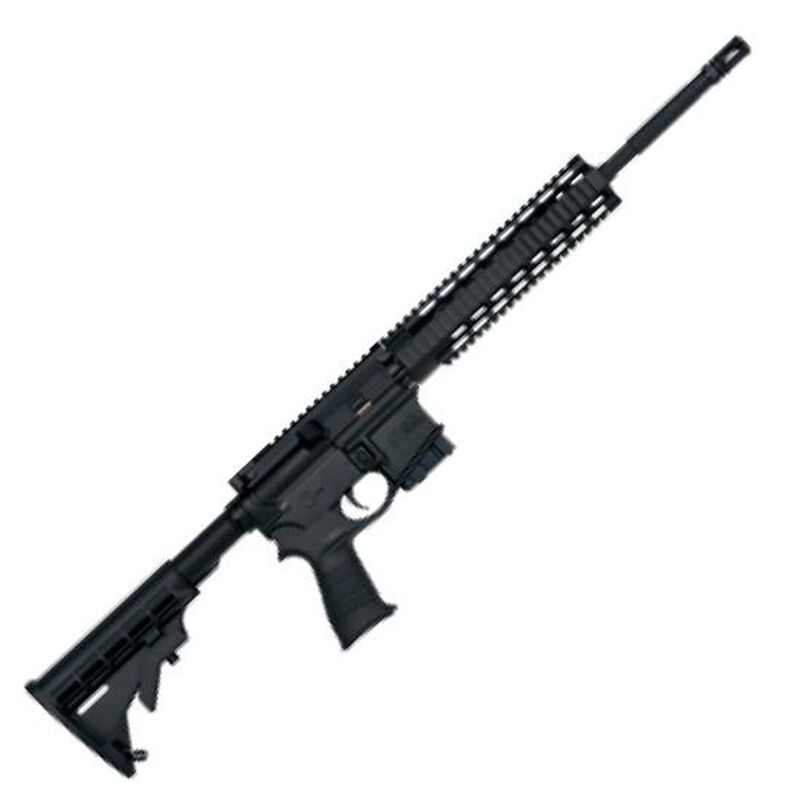 """Mossberg MMR Tactical Semi Automatic Rifle .223 Rem/5.56 NATO 16.25"""" Barrel 10 Rounds Synthetic Collapsible Stock Phosphate Finish 65012"""