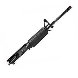 "Del-Ton AR-15 Complete Upper Assembly 5.56 NATO 16"" Barrel Pre-Ban M4 Flat Top Carbine Length Gas System FSB Polymer Hand Guards Matte Black"