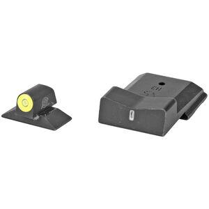 XS Sights DXt2 Big Dot Sights for HK P30/HK45/VP9 Yellow Front Sight