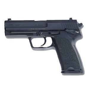 """H&K USP V1 Semi Auto Pistol .45 ACP 4.41"""" Barrel 12 Rounds Polymer Frame Black 704501LE-A5"""