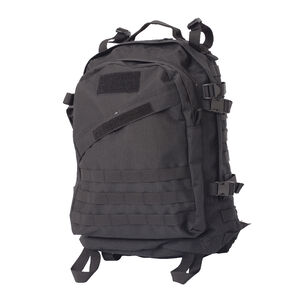5ive Star Gear GI Spec 3-Day Military Backpack 1200D Ballistic Weave Matte Black