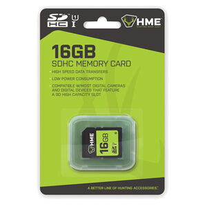Hunting Made Easy 16 GB SD Memory Card Single SD Card Package