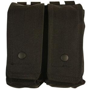 Fox Outdoor AR-15/AK-47 Dual Mag Pouch Black 57-021