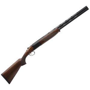 "Savage Stevens Model 555 Over Under Break Action Shotgun .410 Bore 26"" Barrels 2 Rounds 3"" Chambers Walnut Stock Black Finish 22168"
