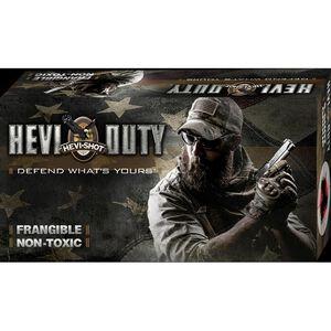 Hevi-Shot Hevi-Duty 10mm Auto Ammunition 50 Rounds 125 Grain Lead Free Frangible 1450fps