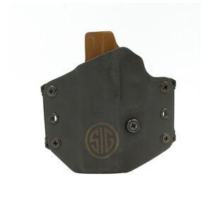 Sig Sauer P365XL OWB Right Hand Carry Tactical Holster Kydex Black HOL365XLOWBRH