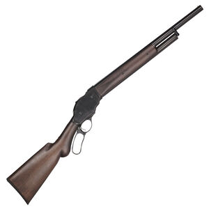"Century Arms PW87 12-Gauge Lever-Action Shotgun, 20"" Barrel, 5 Rounds, Blued/Wood"