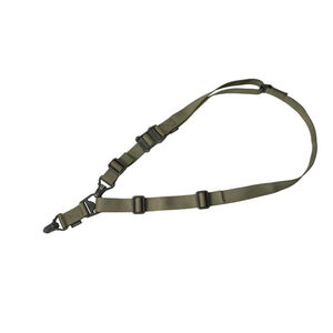 Magpul MS3 Sling Gen2 Single or Two Point Paraclip Swivels Included Nylon Ranger Green