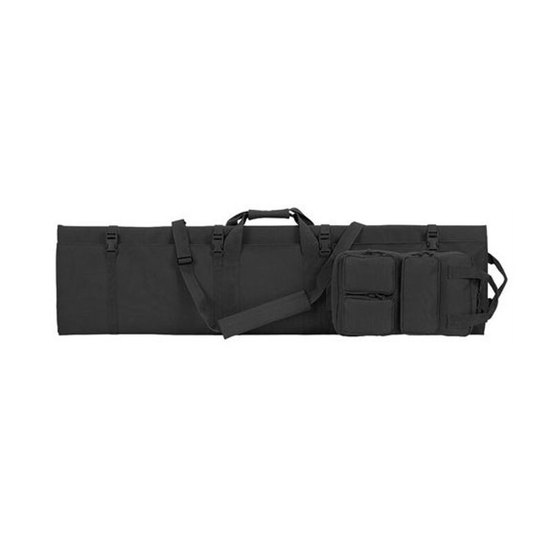 Voodoo Tactical Tri-Fold Rifle Case Black