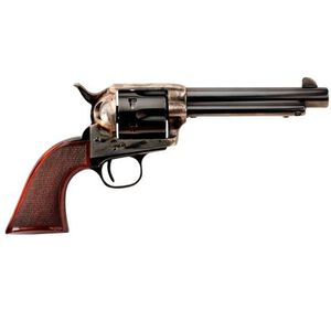 "Taylor's & Co The Smoke Wagon Single Action Revolver .357 Magnum 4.75"" Barrel 6 Rounds Case Hardened Frame Deluxe Edition 4107DE"
