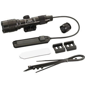 Streamlight ProTac Rail Mount 2, 625 Lumen Long Gun Light with Pressure Switch and Mount