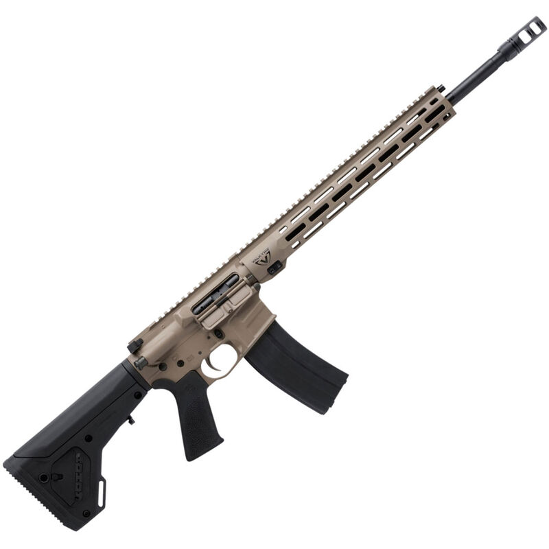 "Savage Arms MSR 15 Valkyrie Semi Auto Rifle .224 Valkyrie 25 Rounds 18"" Barrel Free Float M-LOK Handguard Magpul UBR Stock Black"