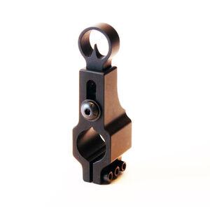 LongShot Front Iron Sight w/ Extended Range for Chiappa Little Badger Black