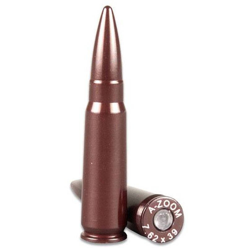 A-Zoom Metal Snap Caps 7.62 x 39 Two Pack