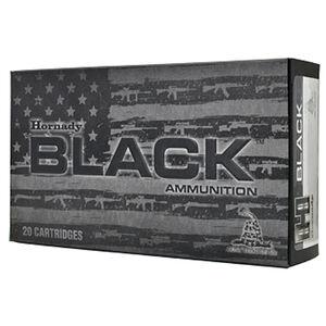 Hornady BLACK 6mm ARC Ammunition 105 Grain BTHP 2750fps 20 Rounds