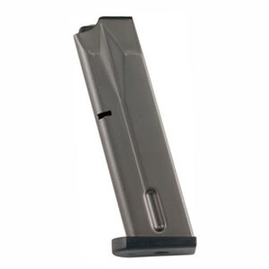 Beretta M92 Magazine 9mm Luger 15 Rounds Steel Gray JM9A115