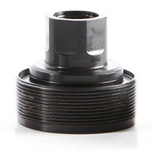 Dead Air Armament Wolverine Thread Insert 24mm Right Hand Thread Pitch Black Finish