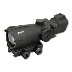 Firefield Close Combat 2x42 Dot Sight w/ Red/Green Chevron Reticle, Aluminum, Matte Black