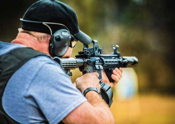 Best firearms for older shooters