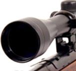 objective lens size