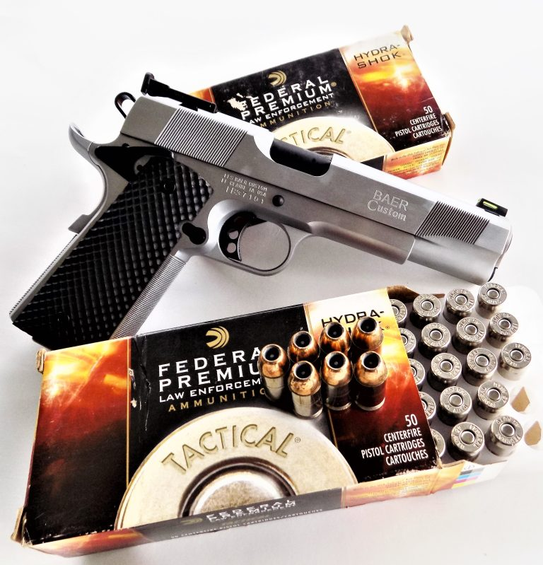 Use hollow point ammunition for home defense