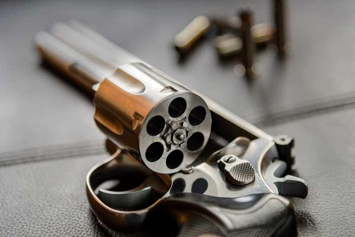 Pick your first handgun revolver