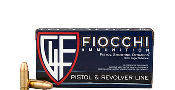 Stock up on Winchester 9mm ammunition