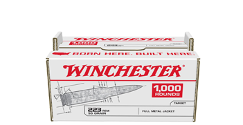 Winchester Stack-n-Carry .223 Ammo