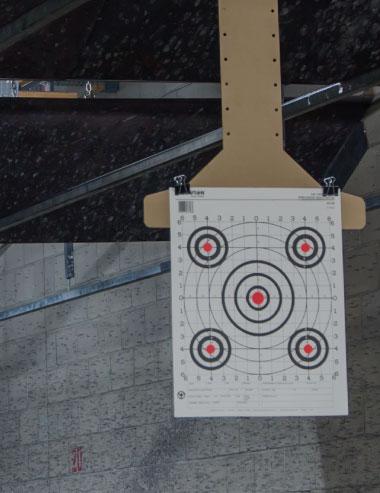 Save on targets