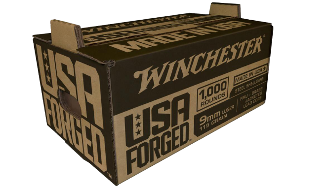 Load Up on 9mm with Winchester Stack-N-Carry