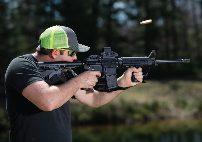 How to Choose your first rifle