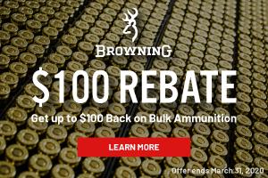 Browning Bulk Pack Ammo Rebate