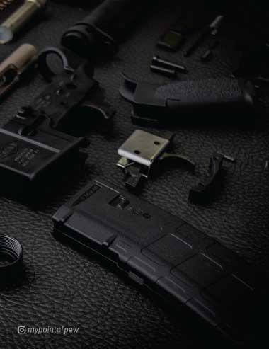 Build an AR pistol