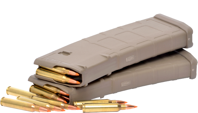 Find the right mag for your gun