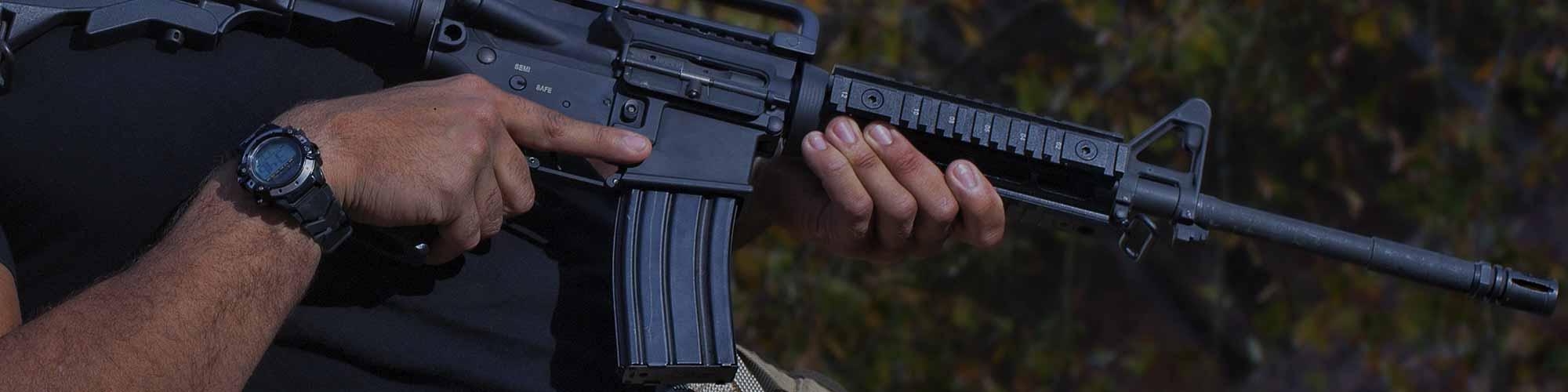 Save on AR-15 rifles