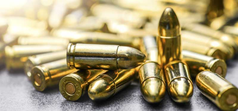 9mm ammo is a great cartridge for your first gun