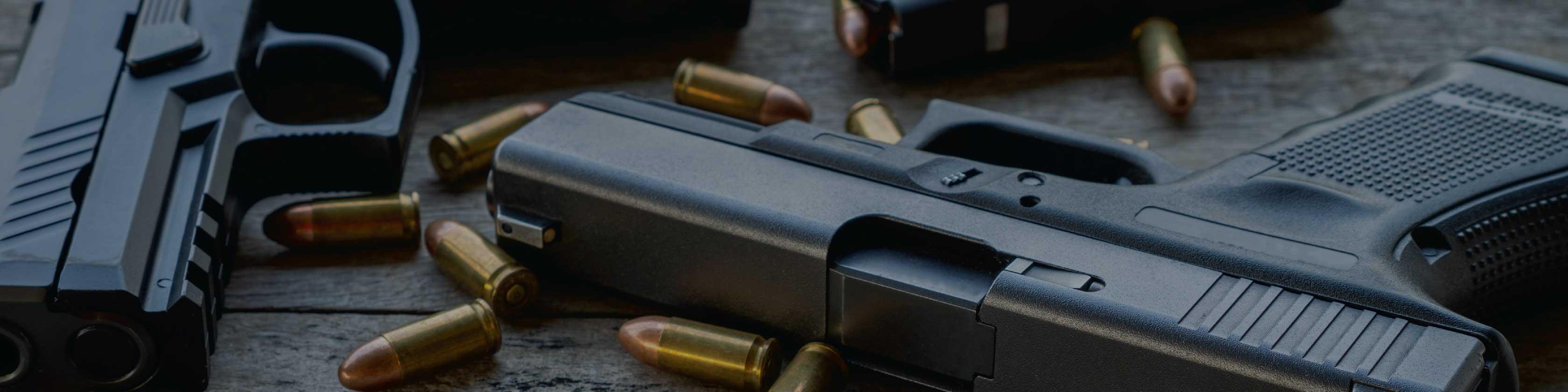 Handgun Ammo in stock