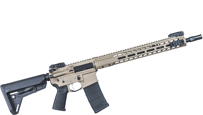 Discover your next tactical rifle