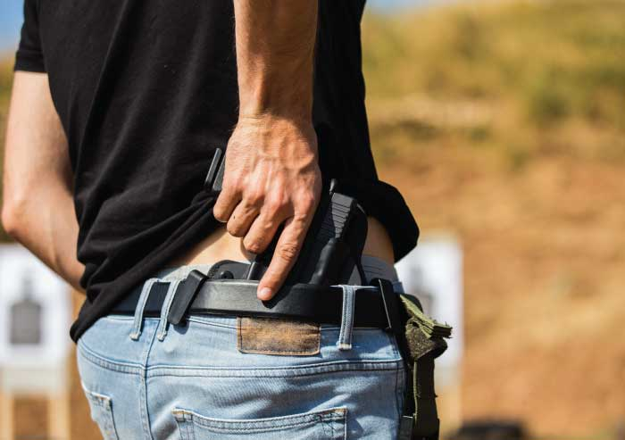 How to Choose a concealed carry gun