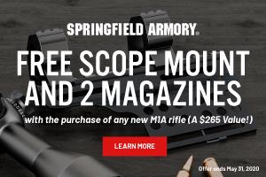 Springfield Armory M1A Rebate