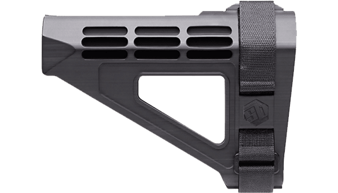 Find the right pistol brace for your gun