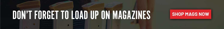 Load Up On Magazines