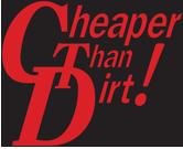 www.cheaperthandirt.com